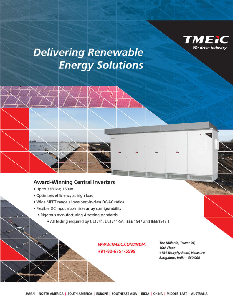 TMEIC Energy Solutions Ad