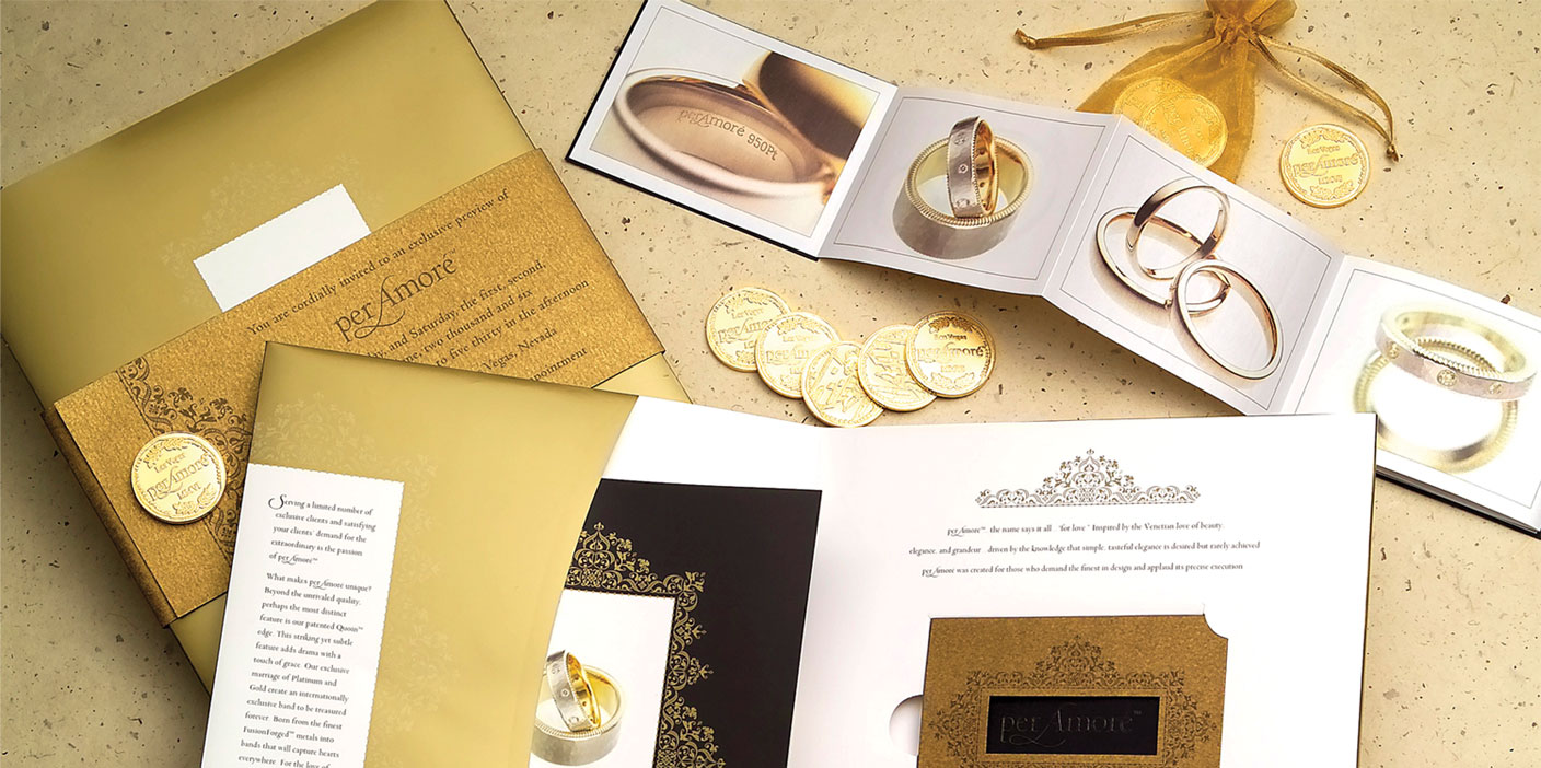 Jewelry Per Amore Stationary Image