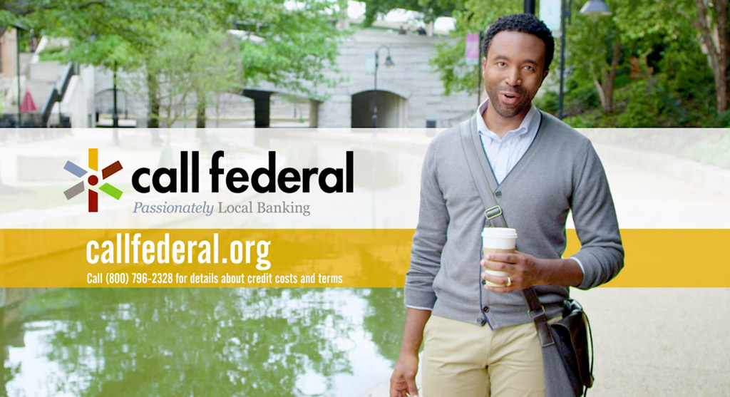 Call Federal Credit Union Passionately Local Video Thumbnail