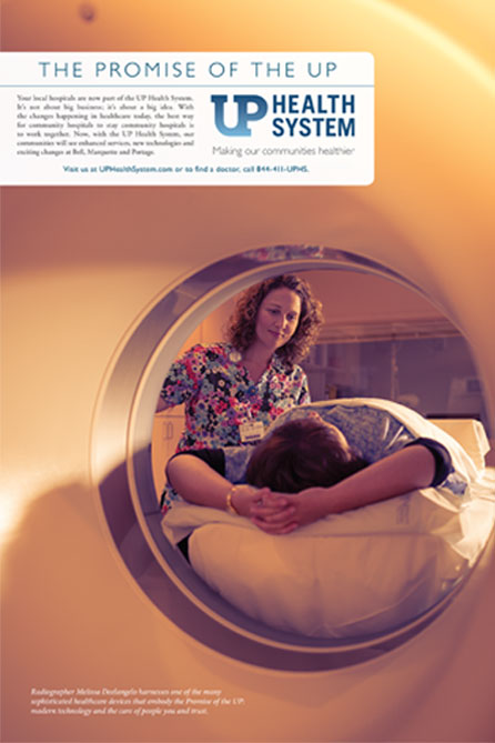 Lifepoint Promise of Up MRI Ad