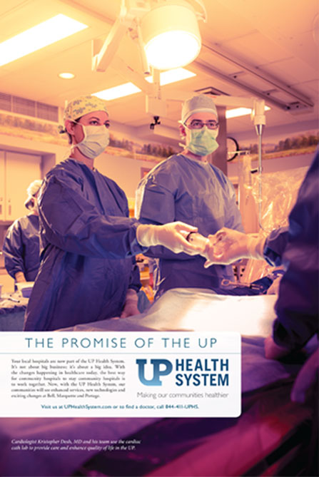 Lifepoint Promise of Up Surgery Ad