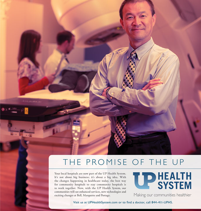 Lifepoint Promise of Up Doctor Ad