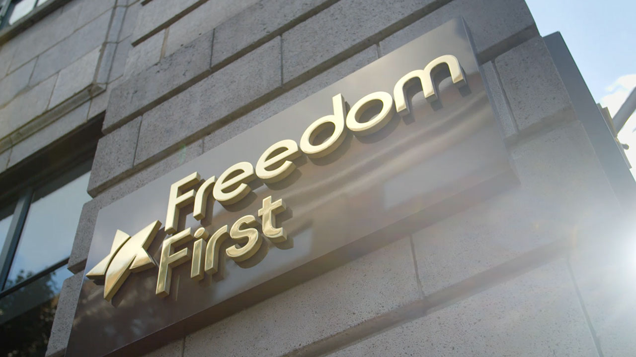Freedom First Bank For Good Video Thumbnail
