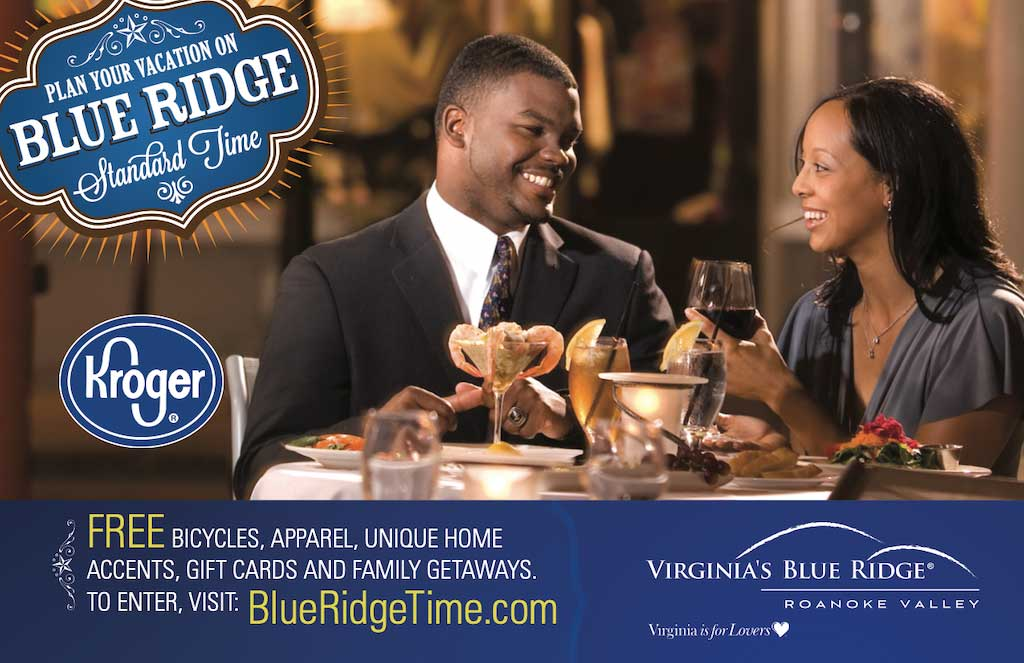 Blue Ridge Kroger Dinner Ad