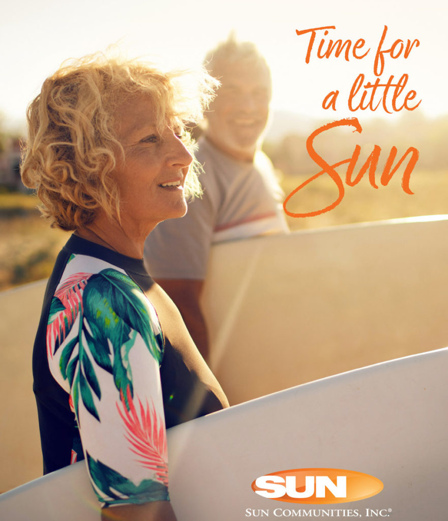 Sun Communities Better Sun Ad