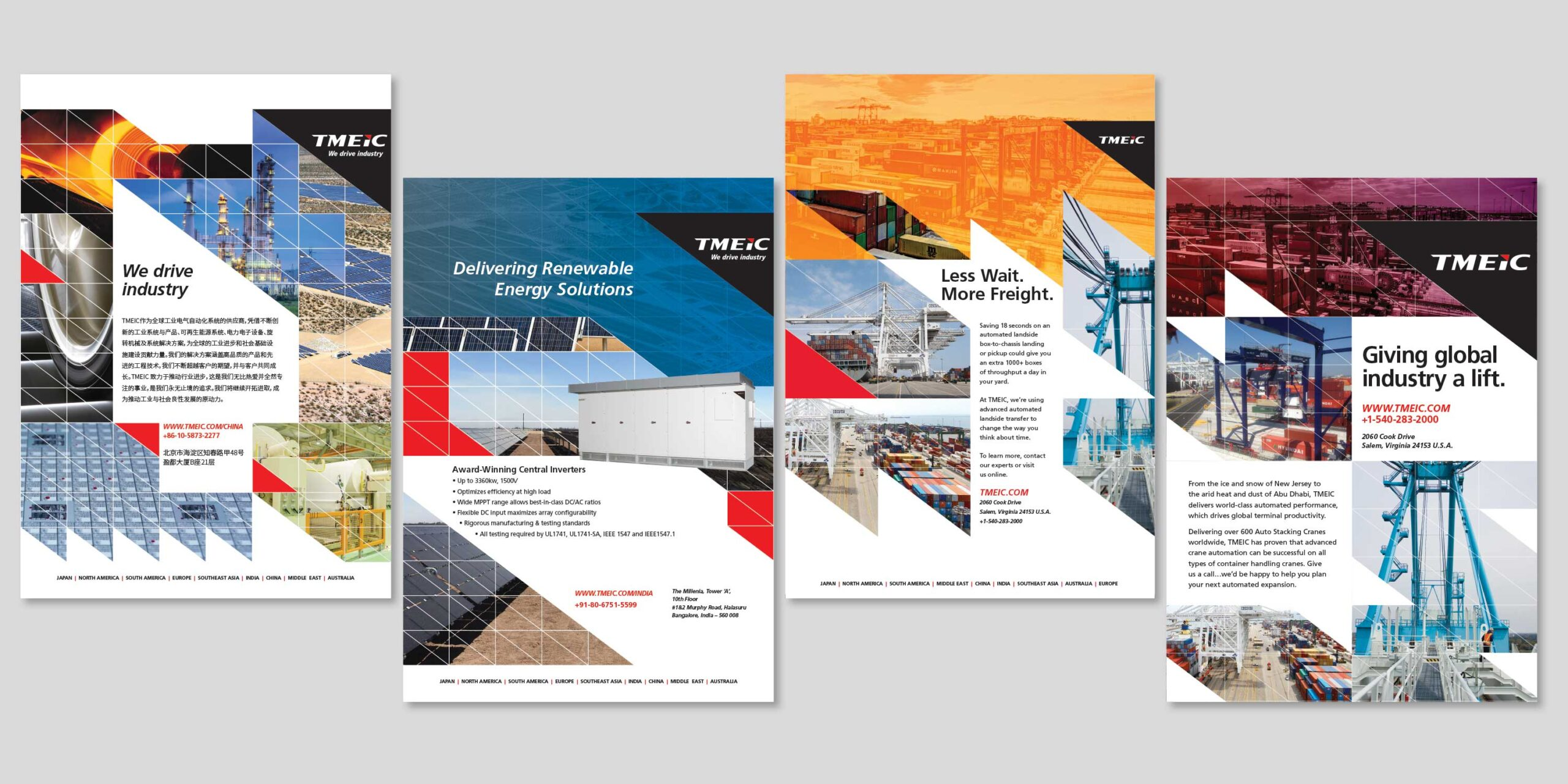 TMEIC Print Collateral
