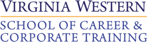 Virginia Western Community College School of Career & Corporate Training Logo