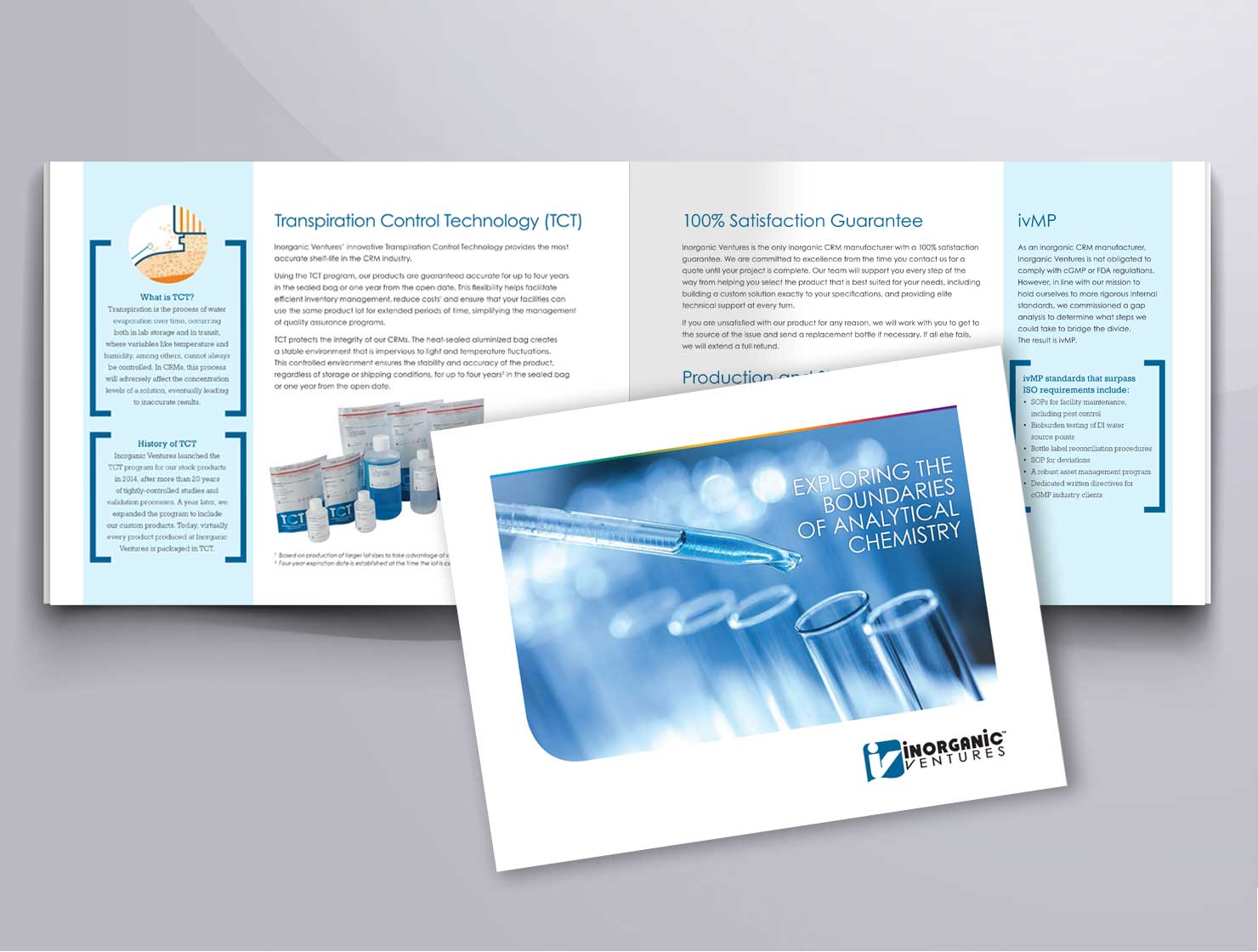 IV Corporate Brochure